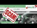 Проект nanexcorporation СКАМ перестал платить с 18.01.2018