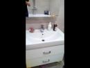 Ванная комната с теплым полом