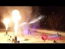 Огненное шоу Программа комета Бронза