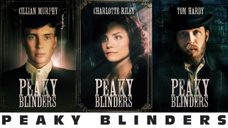 Заточенные кепки (Острые козырьки) (1 сезон полностью) - Peaky Blinders