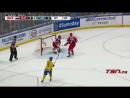 МЧМ-2018. Группа B. 4-й тур. Россия U20 – Швеция U20 – 3:4 Б (2:2, 0:0, 1:1, 0:0, 0:1)
