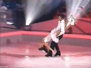 Сергей Лазарев и Настя Гребёнкина Танцы на льду