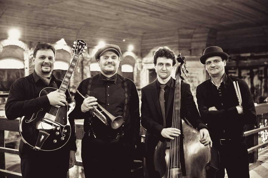 01.03 Sweet Hot Jazz Band в баре Порт Артур!