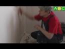 Сюжет видеостудии АВС ПГАТУ Ремонт общежитий университета силами строительных отрядов Пермского ГАТУ