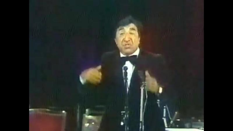 Frunzik Mkrtchyan «ՄԱՐԴ էԼ ԿԱ, ՄԱՐԴ էԼ» (Պարույր Սևակ )
