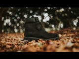 Mens 6-Inch Premium Boot Triple Black