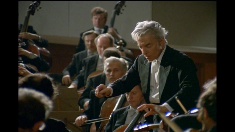3 и 4 симфонии Брамса. Эпизод 1