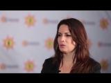 Интервью Холли Мари Комбз для Supanova TV.2017