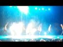 Театр Искушение. Шоу под дождем