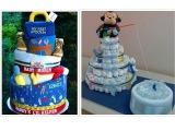 Creative Diaper Cake Ideas For Boys