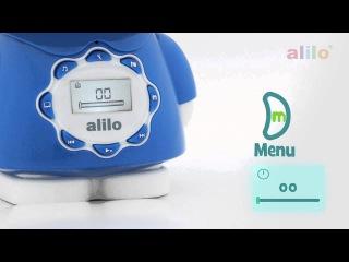 Большой зайка Alilo G7 - музыкальный MP3-плеер ночник