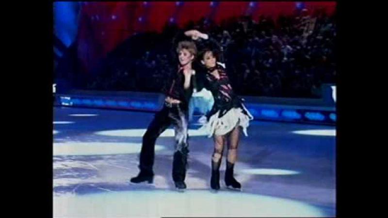2007 Thriller on ice - Ягудин и..