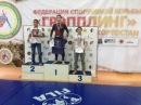 Грэпплинг No-Gi Сардор СК Геркулес борьба за третье место.