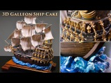 Yeners Way - Galleon Cake Highlight Showreel