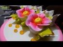 Trang Trí Bánh Kem Nghệ Thuật Tuyệt Đẹp | Minh Huy Vo