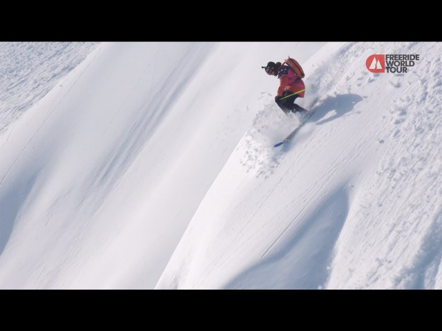 2018 Freeride World Tour Calendar Teaser