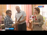 Родственникам бойца Великой Отечественной войны родом из Карелии вручили найде...