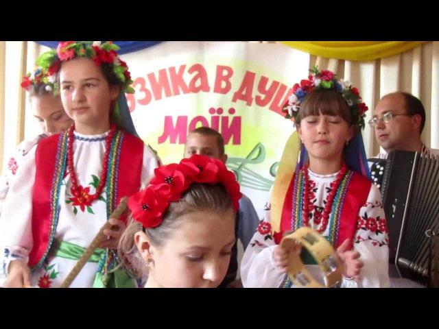 Гучок - інструментальний ансамбль, ДМШ, смт Попільня, 29.09.2017 р.