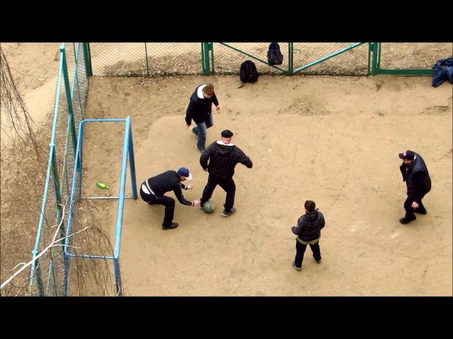 Алкаши против детей (футбол)