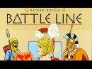 Как играть в настольную игру Боевой Порядок Battle Line. На русском языке. Live play.