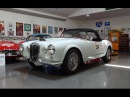 1955 Lancia Aurelia B24S Spider America Convertible Start Up on My Car Story with Lou Costabile