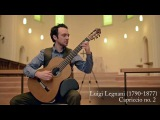Luigi Legnani - Capriccio no. 2
