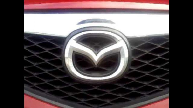 Wymiana xenonów Mazda 6