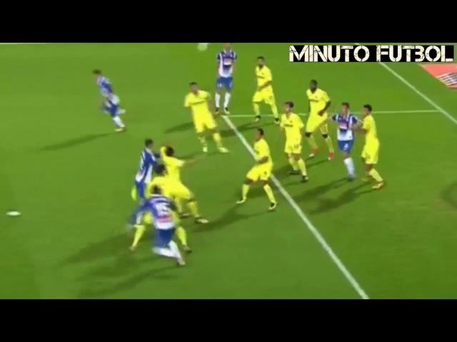 Чемпионат Испании. Вильяреал - Эспаньёл 0:0. 21.09.2017