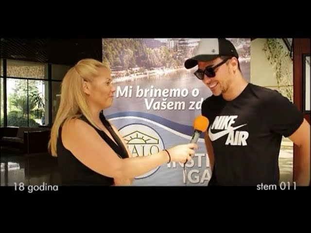 Milan Stankovic - Intervju - Stem 011 (TV KCN 03.10.2017.)