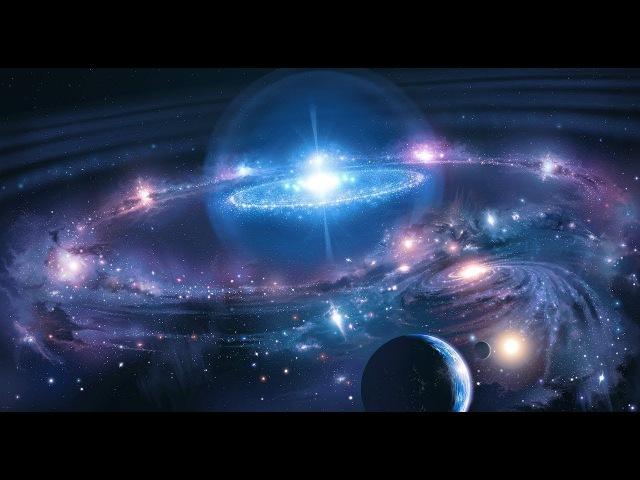 МикроМегас. Сравнение размеров во вселенной.