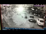 Ночной поджигатель автомобиля в Трехгорке (Одинцово)