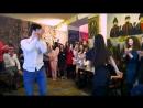 Аджарский танец в ресторане Пиросмани