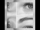 Lashes by Tati Larina