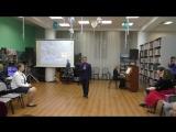 Андрей Ерохин исполняет русскую народную песню