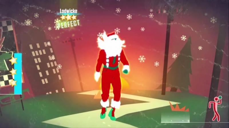 Crazy Christmas - Santa Clones - Just Dance Unlimited