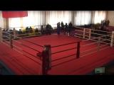 Первенство России по боксу среди юниорок 2018 Покровское ПОЛУФИНАЛ