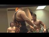 Keisuke Ishii vs. Kouki Iwasaki vs. Naomi Yoshimura vs. Toru Owashi (DDT - D-Ou Grand Prix 2018 In Osaka - Day 2)