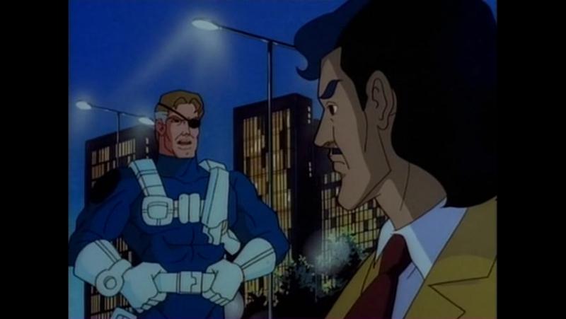 Железный человек 2.9 Щит и меч. Часть 2 / The Armor Wars. Part 2 Iron Man 1994-1996