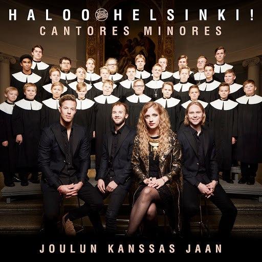 Haloo Helsinki! альбом Joulun kanssas jaan