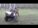 Дрифт на лошади