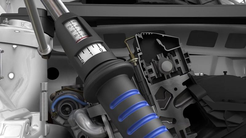 BMW Zündkerze Ein- ⁄ Ausbauhinweis für N43 Motoren