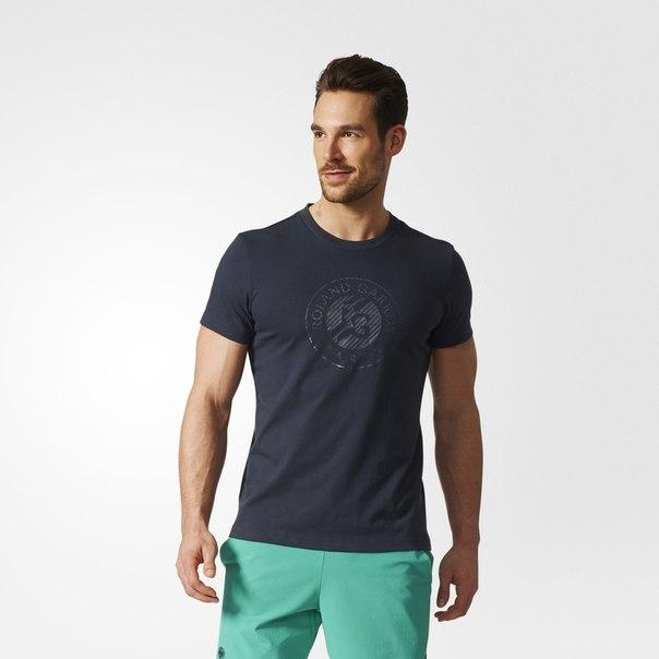 Футболка для тенниса Roland Garros Graphic