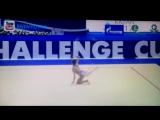 Pazhava Salome . Hoop . Многоборье . World Challenge Cup Kazan 2017