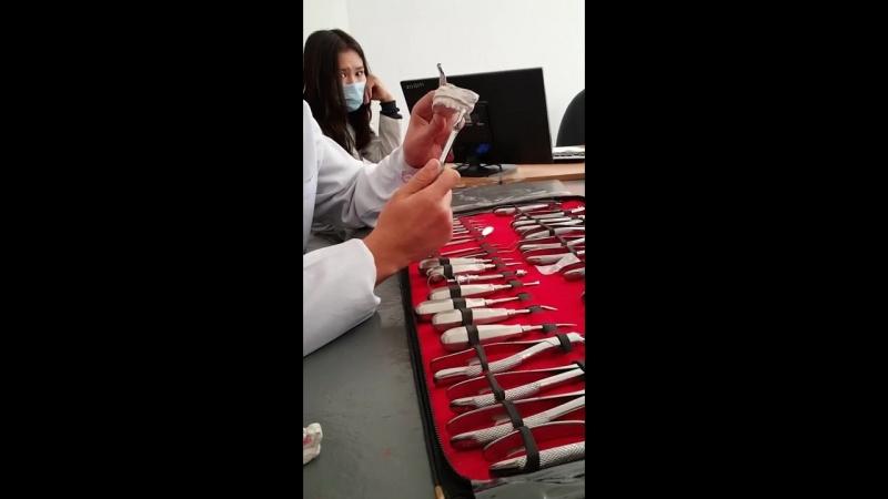 Хирургические инструменты в Стоматологии