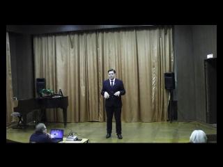 Открытое выступление школы вокала Ad libitum в воронежской фонотеке в День музыки.