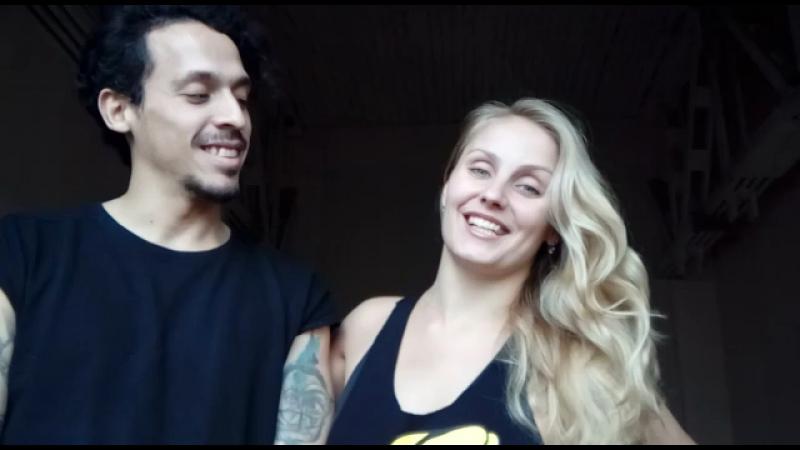 Карлос и Настя ждут тебя 28-30 июля в Чебоксарах!