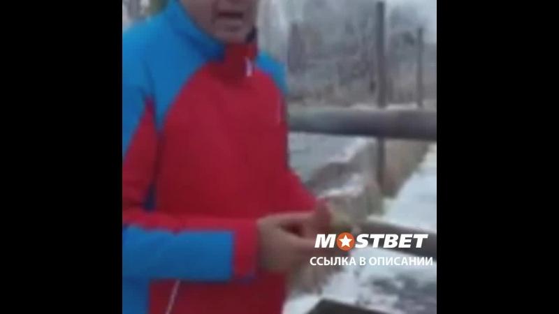 Дмитрий Губерниев вчера в Швеции навестил Магдалену Нойнер.