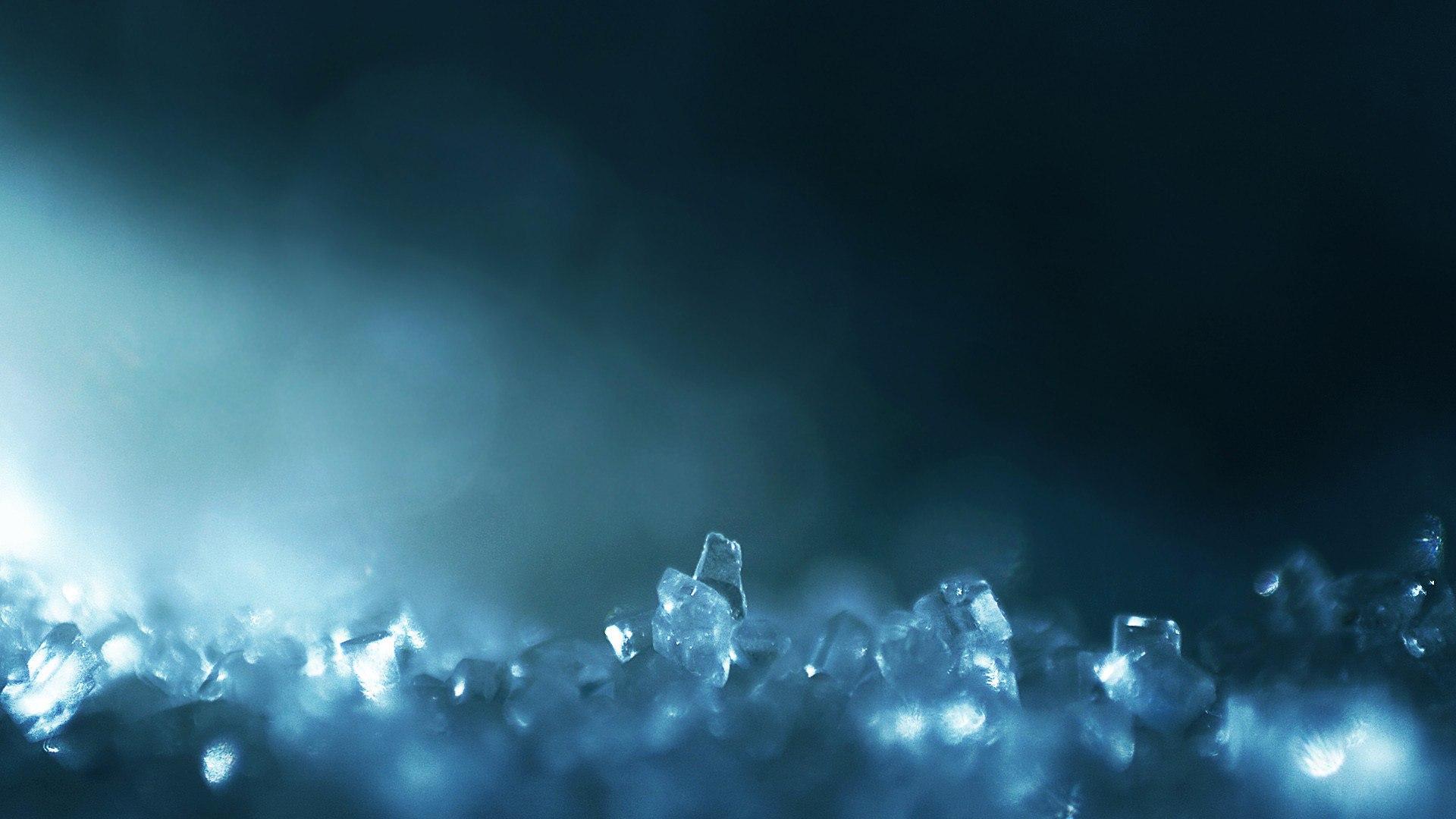 Кристалл натрия