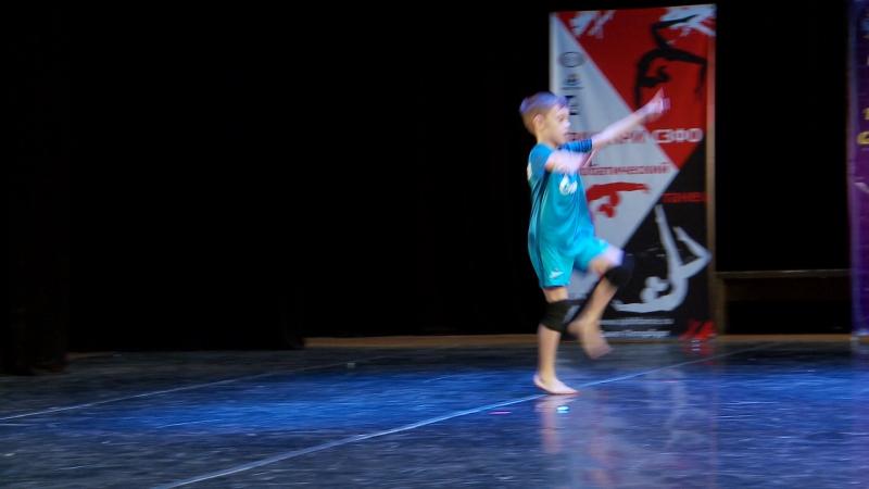 Гран-При по акробатическому танцу