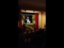 Фрагмент спектакля Золотой цыпленок в творческом центре Маленькая страна, г.Петрозаводск